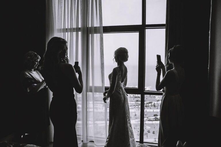 El cuarto de La novia