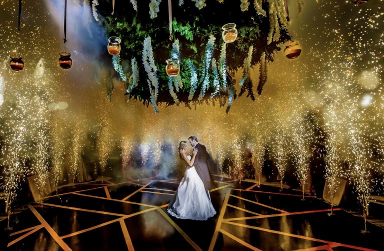 Que el vals de tu boda luzca espectacular